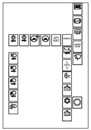 Renault Megane (2003  2009)  fuse box diagram  Auto Genius