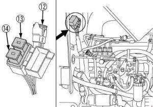 Kubota Tractor M7040  fuse box diagram  Auto Genius