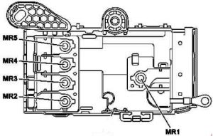 MercedesBenz SClass (w222) (2014  2018) – fuse box diagram  Auto Genius