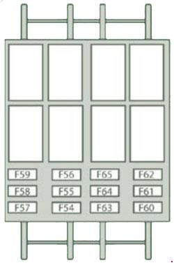 Citroen Relay (2006  2014)  fuse box diagram  Auto Genius