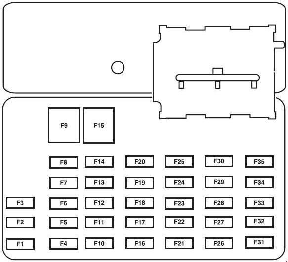 diagram 2004 ford escape fuse box diagram full version hd