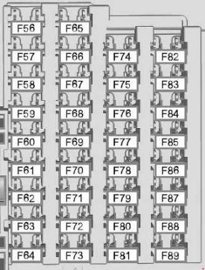 Ford Escape (2013  present)  fuse box diagram  Auto Genius