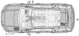 Land Rover Freelander L359 (2006  2016) – fuse box