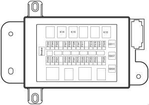 Lifan X60  fuse box diagram  Auto Genius