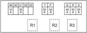 Nissan XTrail (2014  2018)  fuse box diagram  Auto Genius