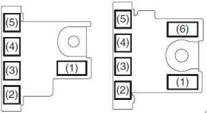 Suzuki Ertiga  fuse box diagram  Auto Genius