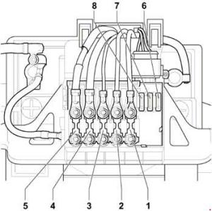 Volkswagen New Beetle  fuse box diagram  Auto Genius