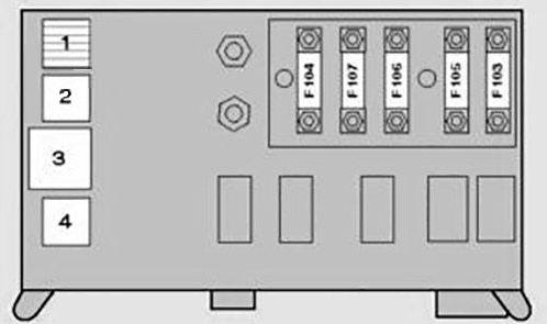 03 bmw x5 fuse box location  ford explorer radio wiring