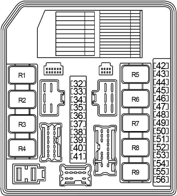 95 nissan sentra fuse box diagram  pietrodavicoit power