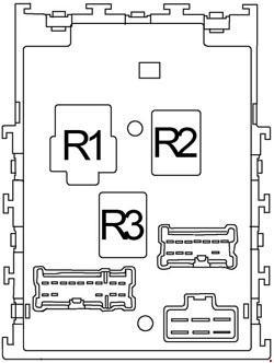 Nissan Sentra (2000  2006)  fuse box diagram  Auto Genius