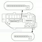 Acura Tl 2011 2012 Fuse Box Diagram Auto Genius