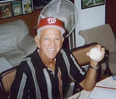 Camilo Pascual Autographed Baseball
