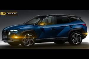 Αυτό θα είναι το ολοκαίνουργιο Hyundai Tucson