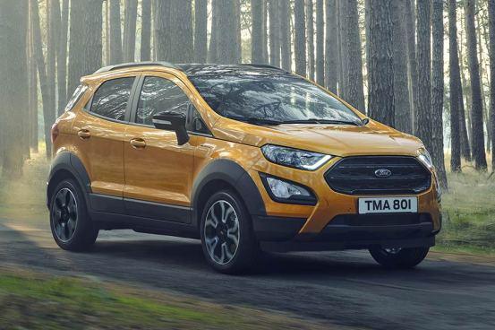 Νέο και πιο δύσκολο Ford EcoSport Active