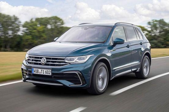 Το νέο VW Tiguan ήρθε με νέους κινητήρες