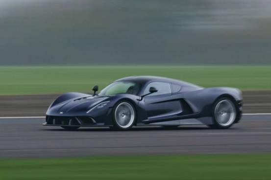 Hurricane Venom F5 500+ km / h (+ βίντεο)