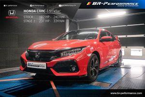 Honda Civic 1.5 VTEC Turbo πιο ισχυρό από το Type R