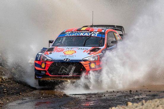Το Ράλλυ της Ακρόπολης επιστρέφει στο WRC!