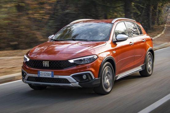 Ποια είναι η απόδοση του Fiat Tipo Cross με τους νέους κινητήρες;