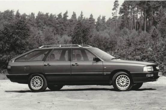 Το Audi 200 Turbo Quattro Avant έδειξε το δρόμο στο RS