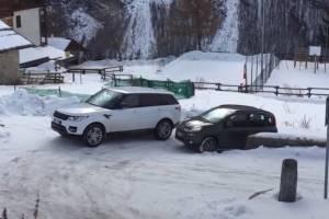 Fiat Panda 4×4 Range Rover (+ βίντεο)