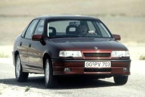 Ποιο ήταν το πρώτο Opel Vectra;