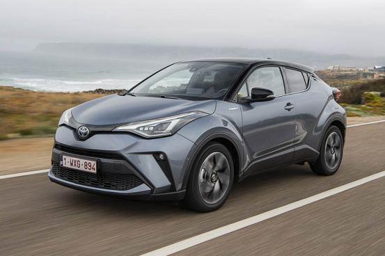 2.000 ευρώ φθηνότερο δυνατό Toyota C-HR