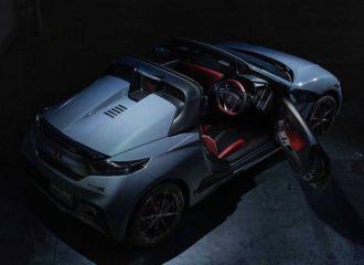 Αντίο Honda S660 Modulo X Έκδοση Z