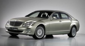 Mercedes S400 Bluehybrid