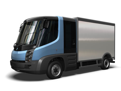 Modec - camion electric