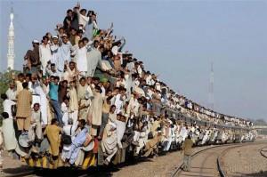 Transportul feroviar in Pakistan