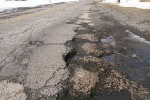 O strada din Michigan