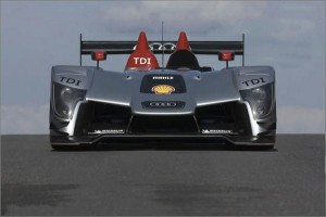 Audi R15 TDI Le Mans