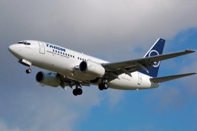 Tarom Boeing 737-700