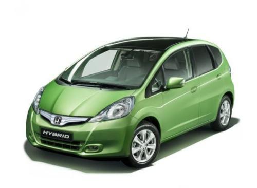 Honda Jazz hibrid
