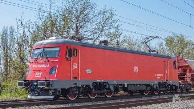 Locomotiva Softronic Transmontana