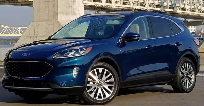 Ford Escape hibrid 2020