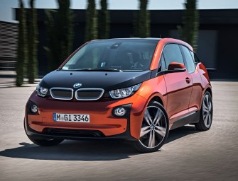 BMW i3 Electric Car Made Official Worldwide