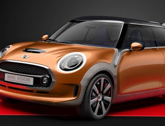 Mini Vision Concept Hints at Next-Gen Mini's Styling