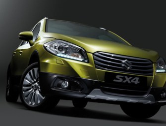 Engine lineup for Suzuki S-Cross SX4 crossover revealed