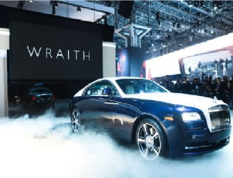 Rolls Royce Wraith 2014 to Launch In India On August 19