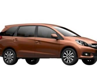 Honda Mobilio MPV debuts in Indonesia; Coming to India
