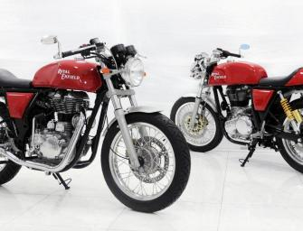 Royal Enfield Cafe Racer Launched in UK