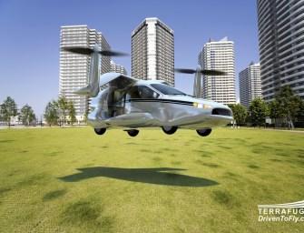 Soon Buy A Flying Car At US $279,000