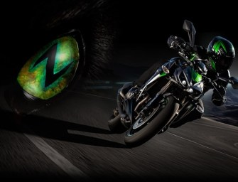 2014 Kawasaki Z1000 bookings start in India, bike arrives in December