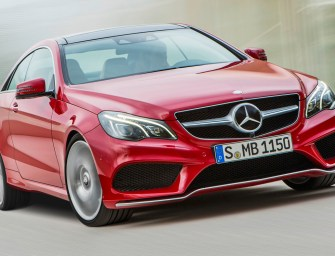 2014 Mercedes Benz C-Class revealed