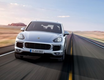 Porsche Cayenne Facelift to Arrive in India This Week