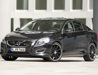 Volvo Will Be Launching the Petrol Variant of S60 T6 Next Week