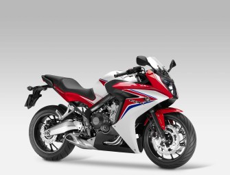Honda Launches Sports Bike CBR 650F in India