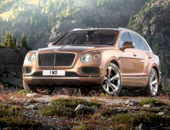 Bentley Delivers World's First Ultra-Luxury SUV